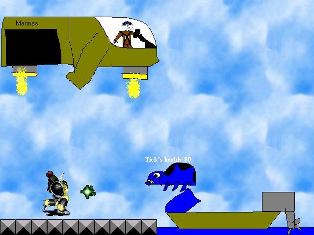 Game Maker Games - The Tick of Doom