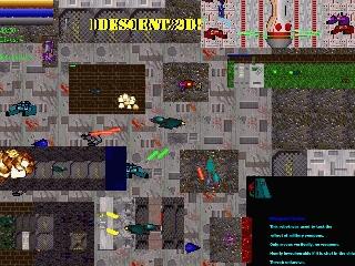 Game Maker Games - Descent 2D