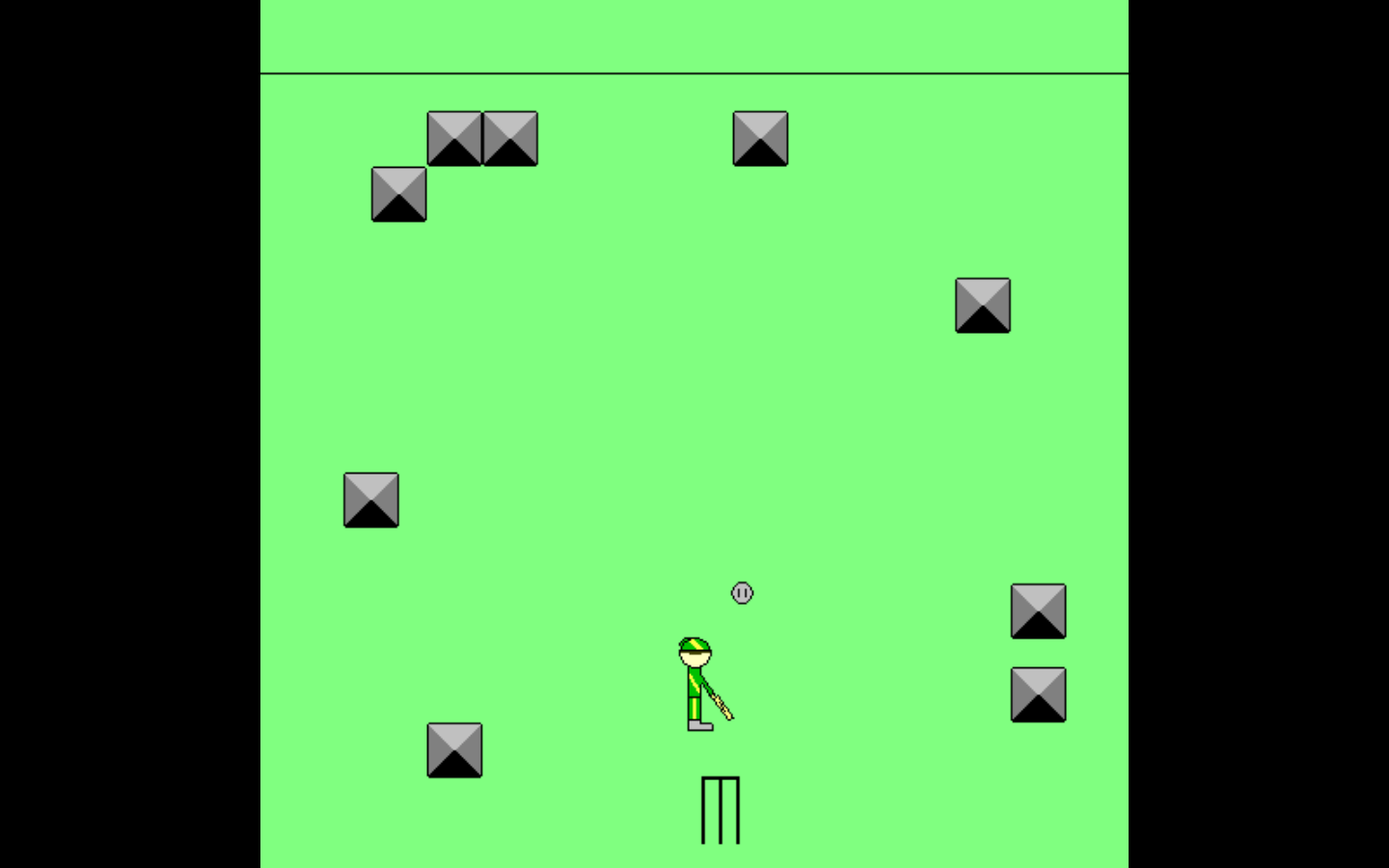 my favorite game topic cricket Cricket is one of the most popular games in india the young and old alike are  affected by this game it is not a native game of india the british.