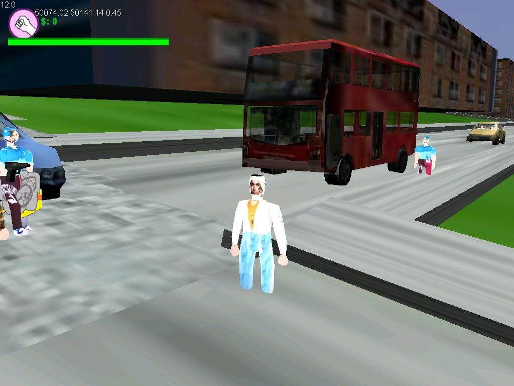 Game Maker Games - Gangs of London